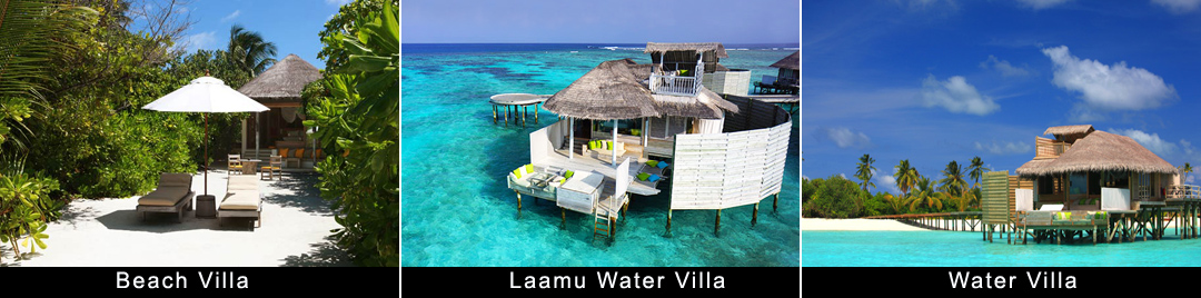 马尔代夫第六感拉姆度假村客房