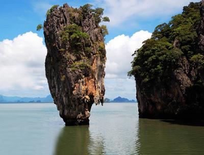 泰国6天游_泰国普吉岛攀牙湾