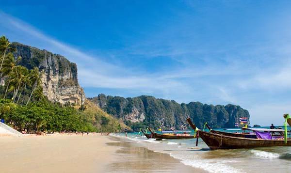 泰国甲米岛