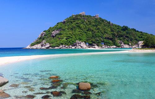 苏梅岛6天自由行:苏梅岛