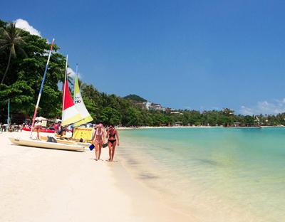 苏梅岛6天自由行:泰国苏梅岛迷人风光