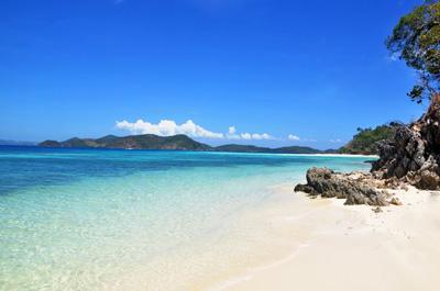 菲律宾科隆海滩