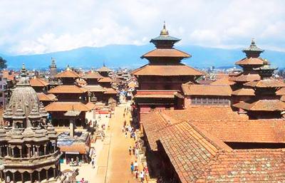 尼泊尔加德满都