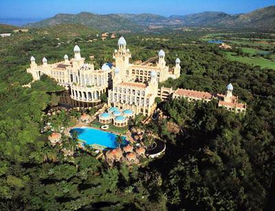 南非8日游:南非太阳城皇宫酒店