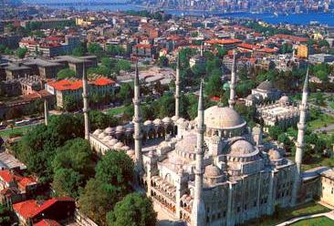 土耳其12天全景游:土耳其伊斯坦布尔