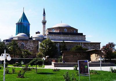 土耳其、埃及18天游:土耳其梅夫拉纳博物馆