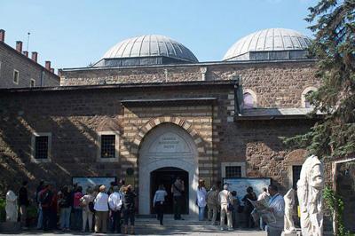 土耳其、埃及18天游:土耳其安那托利亚文明史博物馆