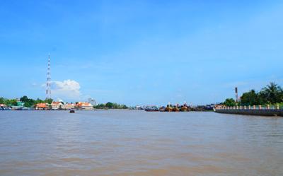 越南五天游_越南美托湄公河