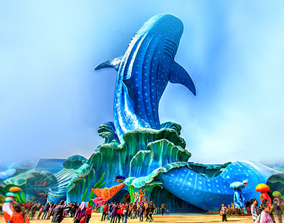 珠海長隆國際海洋度假區