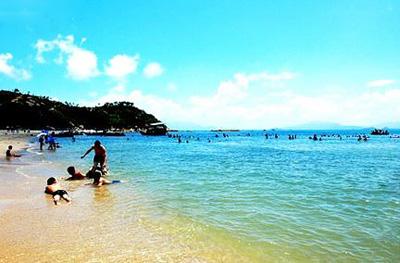 巽寮湾二天游-巽寮湾海滩