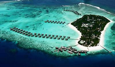 马尔代夫第六感拉姆度假村