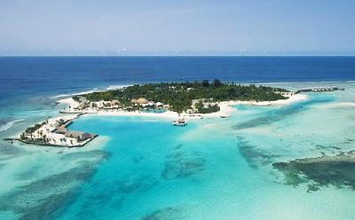 马尔代夫康杜玛岛