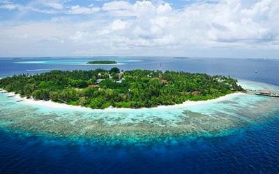 马尔代夫班度士岛