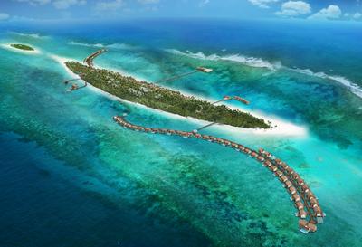 马尔代夫瑞喜敦岛