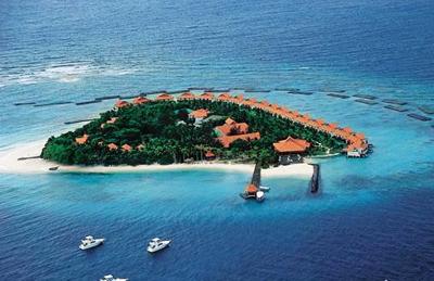 马尔代夫泰姬珊瑚岛