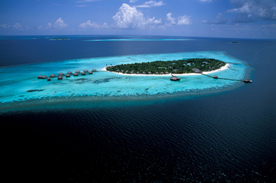 马尔代夫吉哈德岛