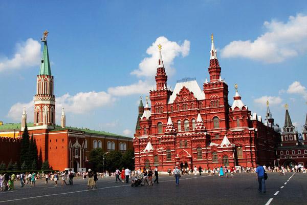 俄罗斯8日游景点_俄罗斯红场