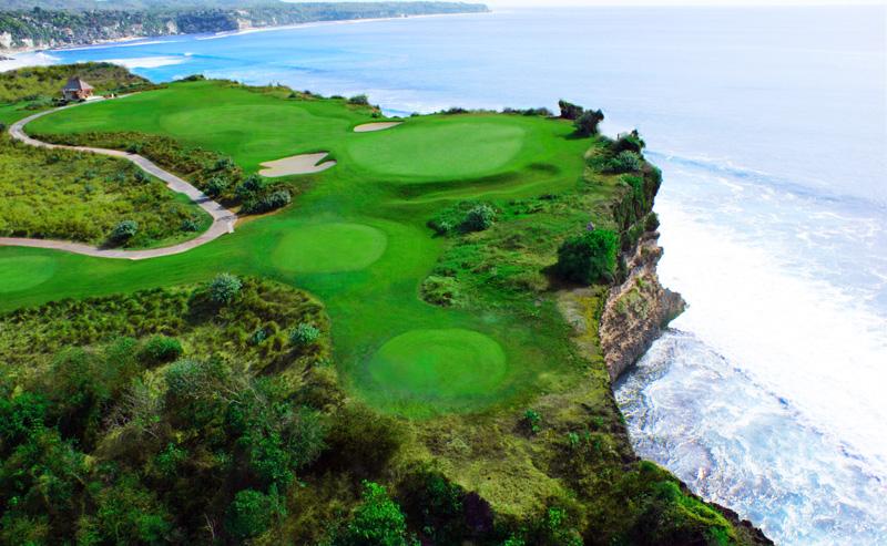 巴厘岛New Kuta Golf 高尔夫球场