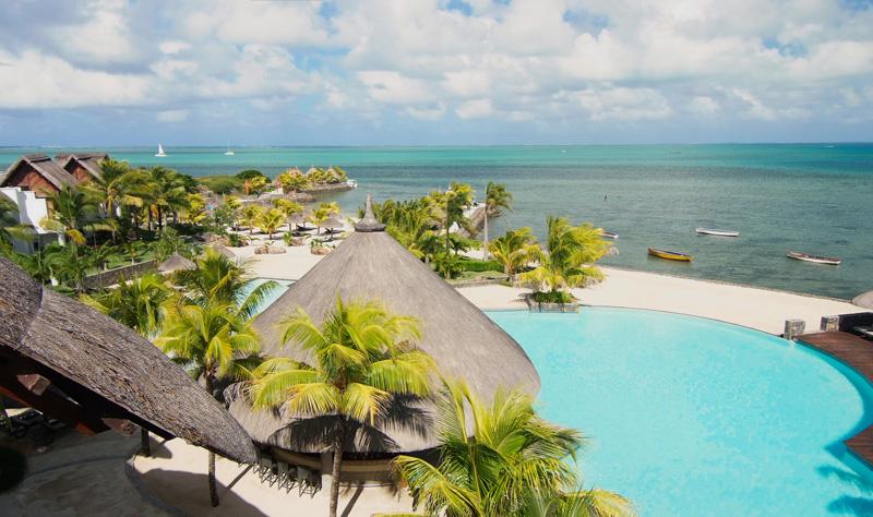 毛里求斯拉古娜酒店