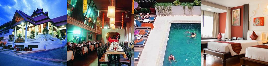 泰国清迈清迈BP酒店