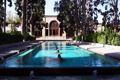 伊朗、阿联酋10天游_伊朗德黑兰-费恩花园