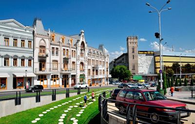 阿塞拜疆 格鲁吉亚 亚美尼亚 三国11日游:格鲁吉亚西格纳吉小镇