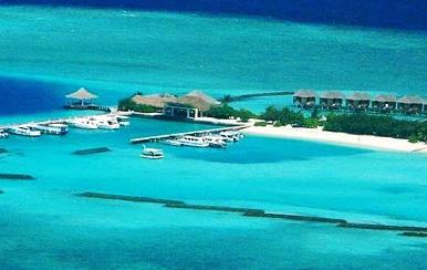 马尔代夫库达呼拉岛