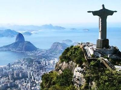 巴西耶稣巨像