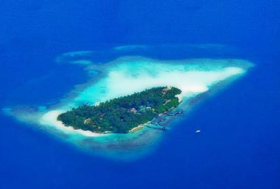马尔代夫茵布杜岛