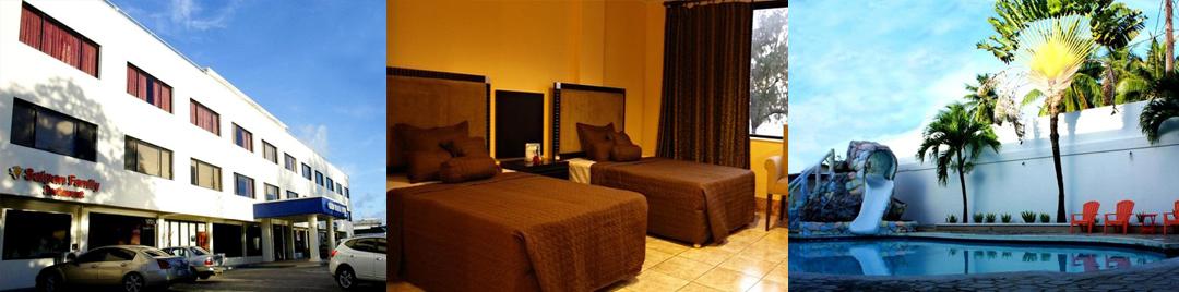 塞班黄金海滩酒店