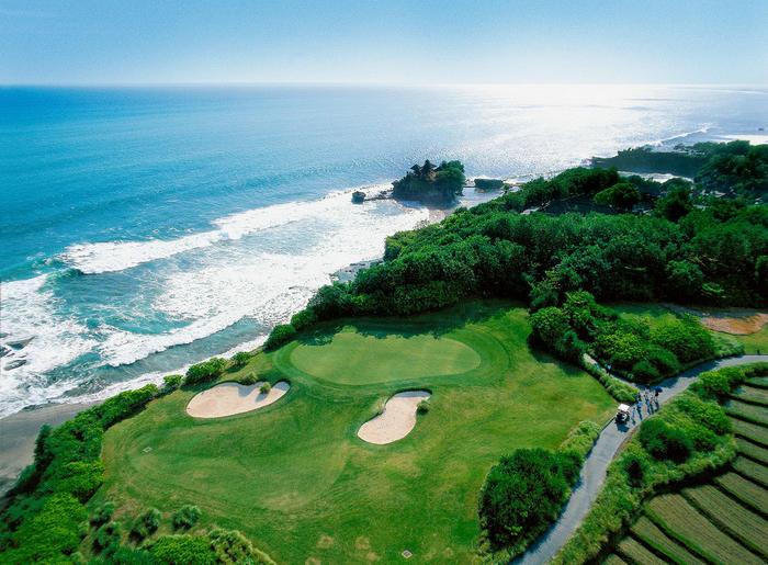 巴厘岛Nirwana Bali Golf Club高尔夫球场