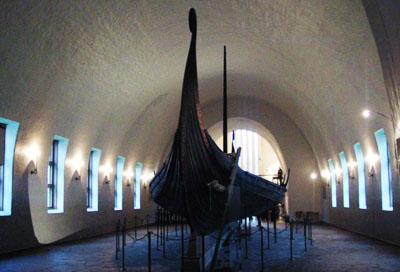 维京海盗船博物馆