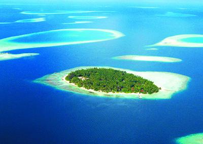 马尔代夫白雅湖岛度假村