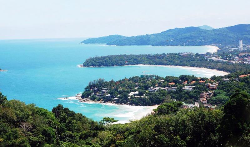 泰国普吉岛风情