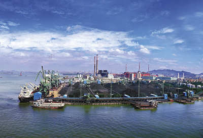 广州南沙港