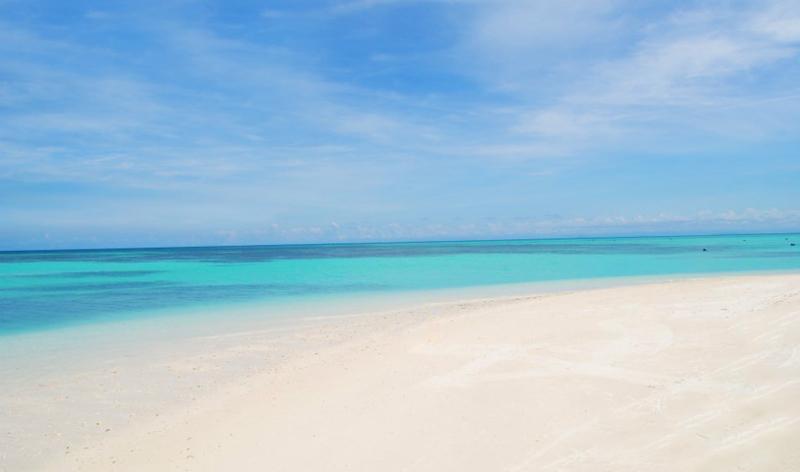 马来西亚沙巴亚庇环滩岛