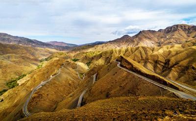摩洛哥全景12天游景点_摩洛哥阿特拉斯山脉