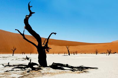 非洲四国14天游景点_纳米比亚苏丝斯黎死亡谷