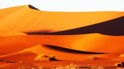 非洲四国14天游景点_纳米比亚苏丝斯黎沙丘