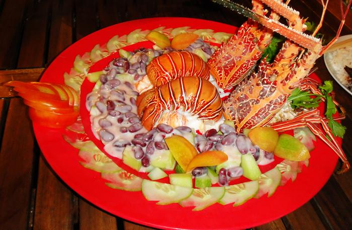 沙巴海鲜大餐