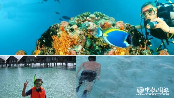 马尔代夫卡尼岛旅游攻略