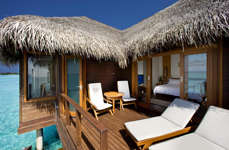 水上小屋(Water bungalow)