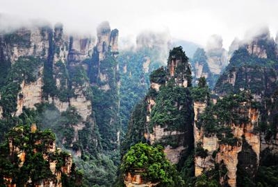 湖南张家界森林公园