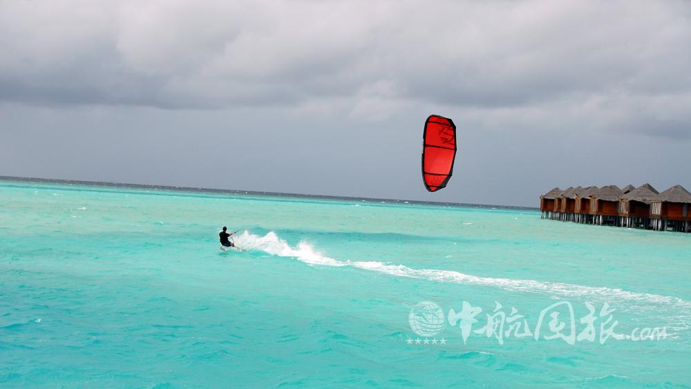 马尔代夫安娜塔拉岛风光