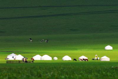 内蒙古希拉穆仁草原