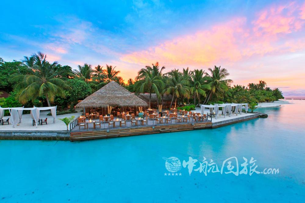 马尔代夫椰子岛旅游图片