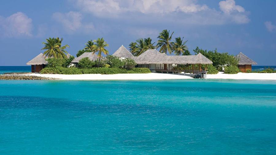 马尔代夫四季岛旅游图片
