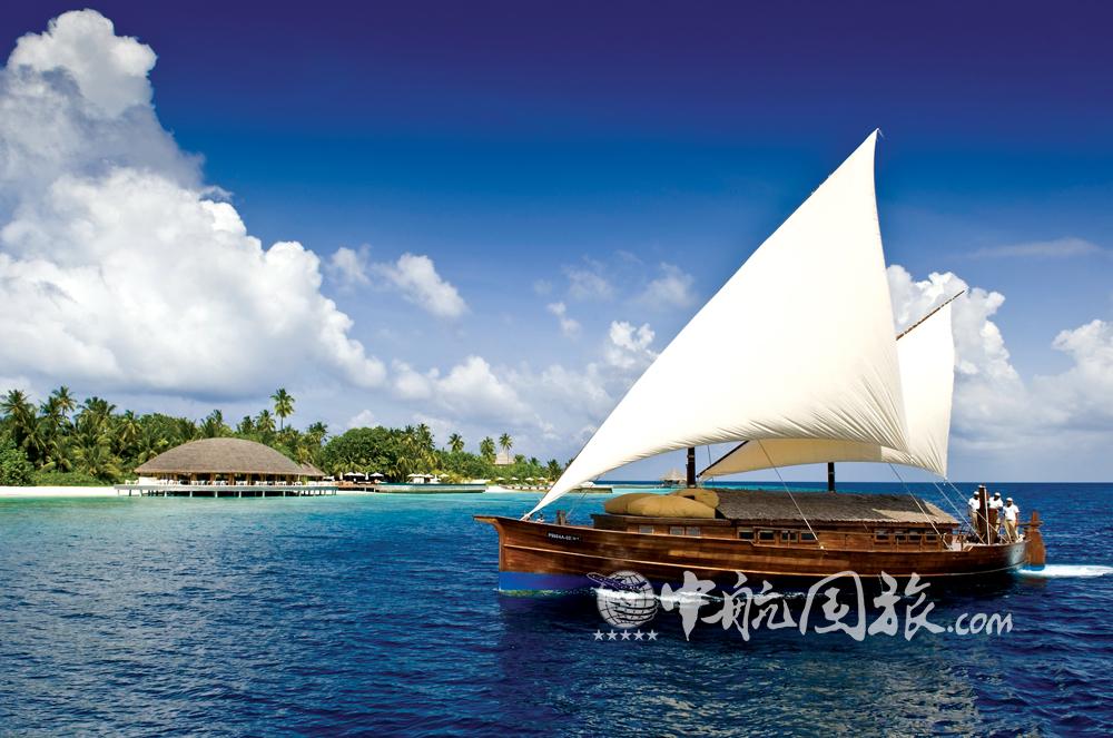 马尔代夫多尼船