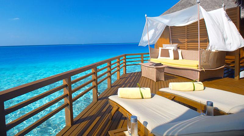 马尔代夫水上屋