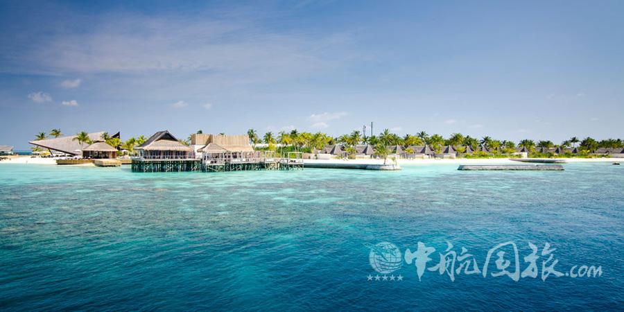 马尔代夫流星岛